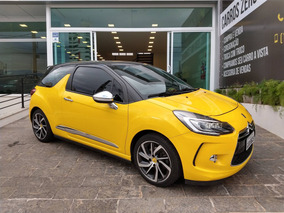 Citroën Ds3 1.6 Thp Sport Chic 16v Gasolina 2p Manual