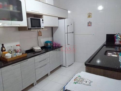 Sobrado Com 2 Dormitórios À Venda, 75 M² Por R$ 255.000,00 - Vila Santa Helena - Poá/sp - So3436