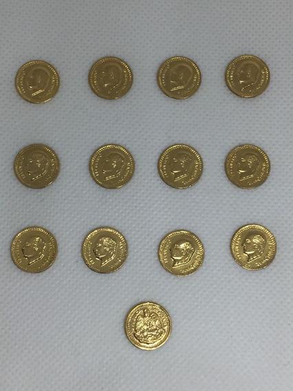 Arras Bimetal Chapa De Oro Y Plata
