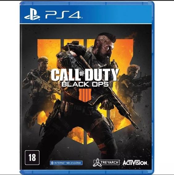 Call Of Duty Black 4 Ops Midia Fisica Lacrado **promoçao**