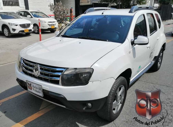 Renault Duster Dynamic 4x4 2015