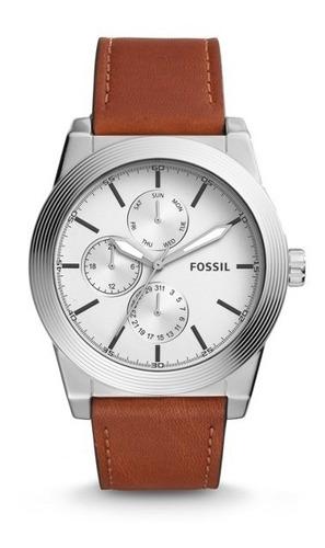 Relógio Masculino Fossil 45mm Couro Modelo: Bq2335