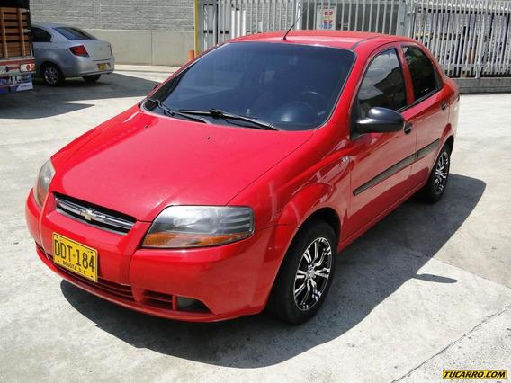 Chevrolet Aveo Sedan 1600 Cc T/m