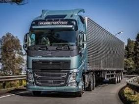 Volvo Gobetrotter 480 2019