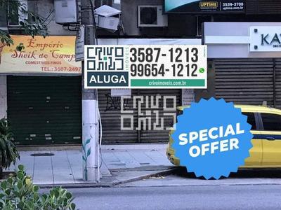 Loja Para Alugar, 26 M² Por R$ 5.500/mês - Icaraí - Niterói/rj - Lo0012