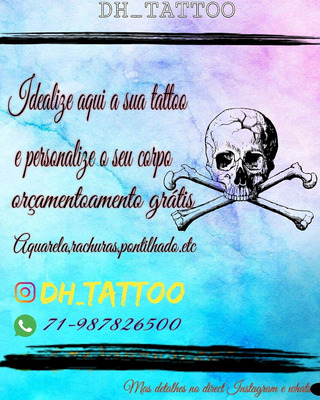 Estúdio De Tatuagem