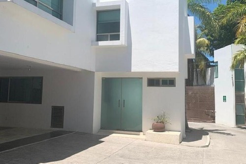 Casa En Condominio En Renta En Miami, Carmen, Campeche