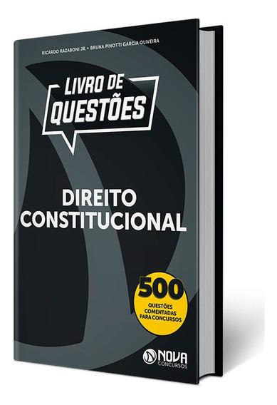 Livro De Questões Direito Constitucional 2020