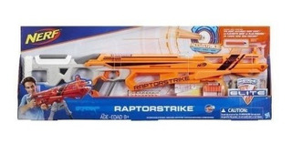 Nerf N-strike Elite Accustrike Raptorstrike Selladas