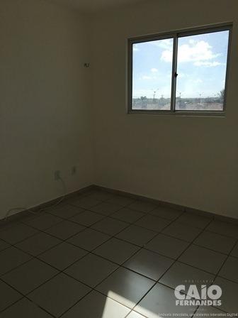 Apartamento Na Coophab - Parnamirim - Apa-102441