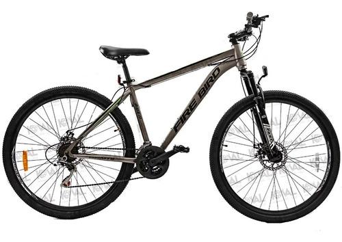 Bicicleta Mtb Firebird R29 Acero 21v Disco Suspension Fas
