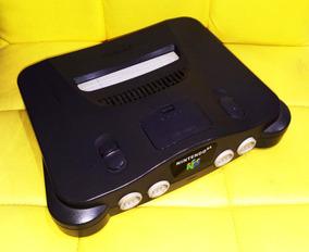 Console Nintendo 64 100% Funcionando.