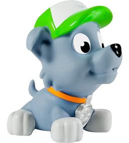 Boneco Para Banho Patrulha Canina - Rocky Sunny Brinquedos