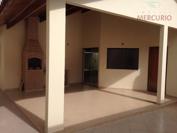Casa Com 3 Dormitórios Para Alugar, 209 M² Por R$ 3.300,00/mês - Vila Aviação - Bauru/sp - Ca1703