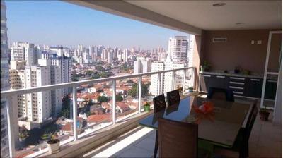 Apartamento Vila Mariana 4 Dormitórios Ou 3 Suítes E 2 Vaga, Com Lazer - Ap0707