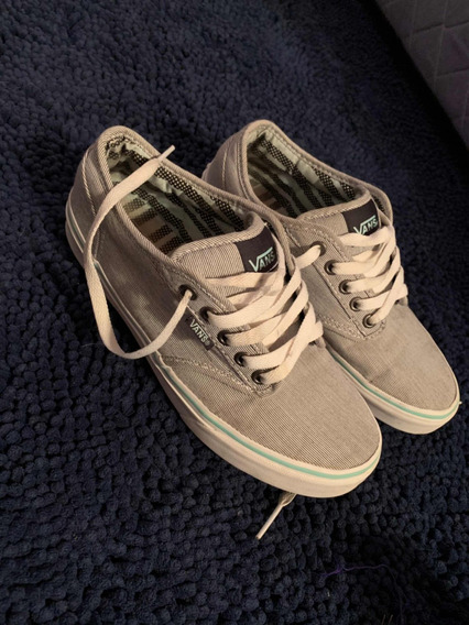 Zapatillas Vans Talle 37 Impecables