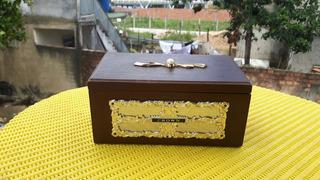Rádio Am Crown Ht460 Porta Jóias 1963 Made Japan Funcionando