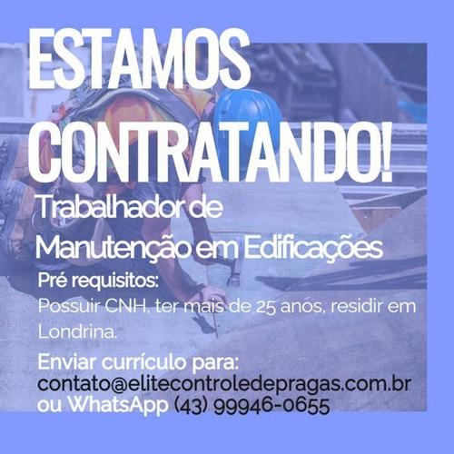 Vaga De Emprego - Londrina Pr