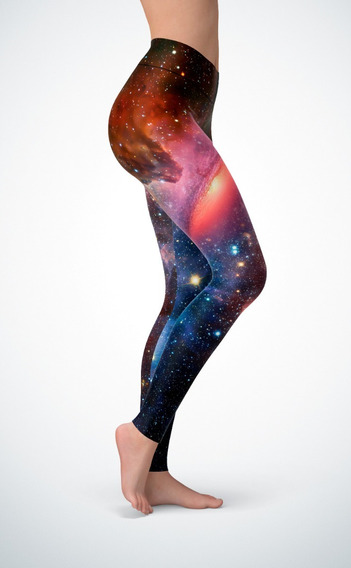 Pantalon Calza Dama Ztc-0258 - Astronomía 1