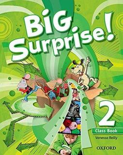 Libro Big Surprise 2 Cb Ed.13 Oxford-isbn 9780194516211
