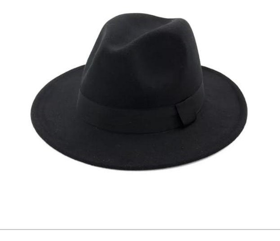 Sombrero Mujer Fedora De Moda