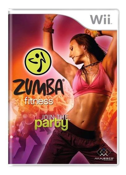 Zumba Fitness Wii | Midia Física Original