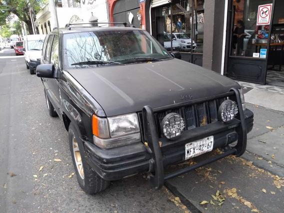 Jeep Grand Cherokee Limited V8 Qc 4x4 At 1998