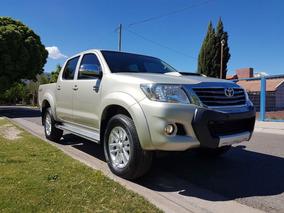 Toyota Hilux 3.0 Cd Srv Cuero I 171cv 4x4 - E4 2015