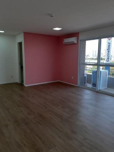 Imagem 1 de 8 de Sala À Venda, 39 M²  - Jardim Do Mar - São Bernardo Do Campo/sp - Sa4579