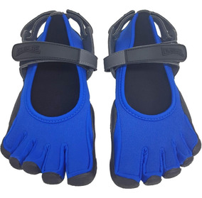 Tênis Five Fingers Unissex Neoprene Fitness Conforto
