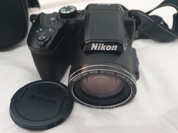 Câmera Nikon Coolpix B500 Zoom 40x