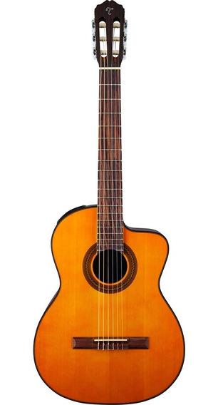 Guitarra Clásica Electroacustic Criolla Takamine Gc1ce Nylon