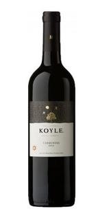 Vino Koyle Single Vineyard Carmenere /bbvinos