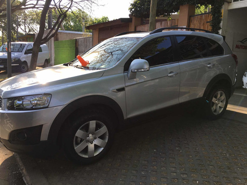 Chevrolet Captiva 2.4 Ls Mt Fwd 167cv 2015