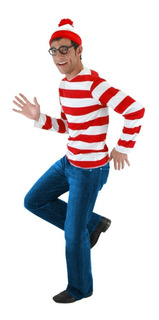 Anteojos Wally Accesorios De Disfraz Donde Esta Wally