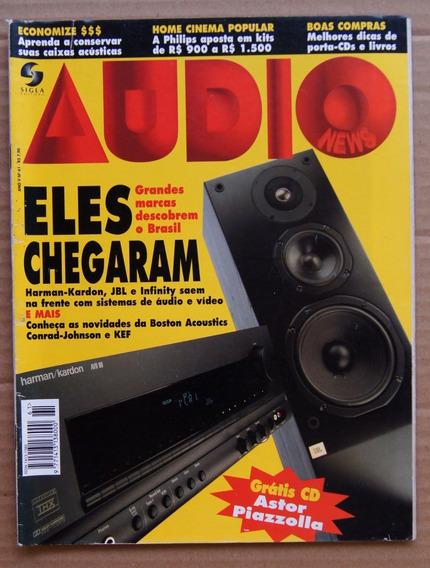 Revista Audio News N° 61 Natalie Cole