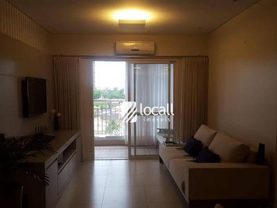 Apartamento Com 3 Dormitórios À Venda, 88 M² Por R$ 500.000 - Jardim Francisco Fernandes - São José Do Rio Preto/sp - Ap1655