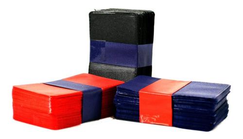 Carteirinha 3x4 1.000 Unidades - Cores Diversas