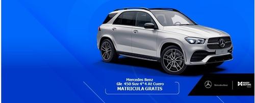 Mercedes Benz Gle 450 Suv 4*4 At Cuero 2022 - 0km Blanco