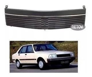 Parrilla Rejilla Frente Renault 18 Gtx 2 Cromada Mas Logo Calidad Original
