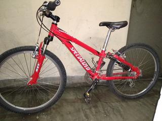 Bicicleta Specialized Hotrock Niños R24
