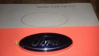 Emblema Ford Fiesta