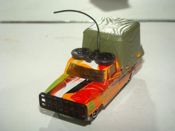 Majorette Pick-up Safari B024