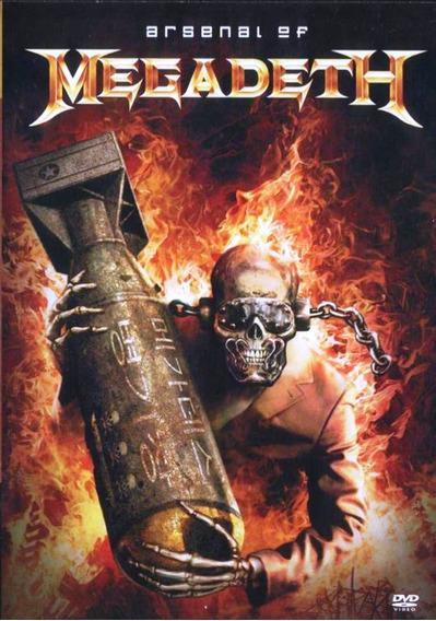 Megadeth Arsenal Of - Dvd Duplo