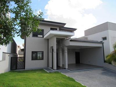 Casa Com 3 Dormitórios À Venda, 255 M² Por R$ 998.000 - Swiss Park - Campinas/sp - Ca12703