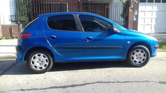 Peugeot 206 1.9 Xrd Premium 5p