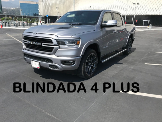 Dodge Ram Laramie Sport 4x4 Blindada 4 Plus 2019 (impecable)