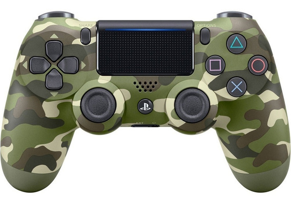 Joystick Sony Para Ps4 Dualshock4 Camuflado