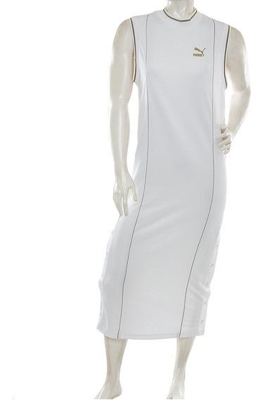 Vestido Retro Blanco Puma Blast Tienda Oficial