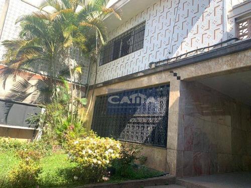 Imagem 1 de 1 de Sobrado Com 4 Dormitórios Para Alugar, 500 M² Por R$ 8.000,00/mês - Tatuapé - São Paulo/sp - So15417